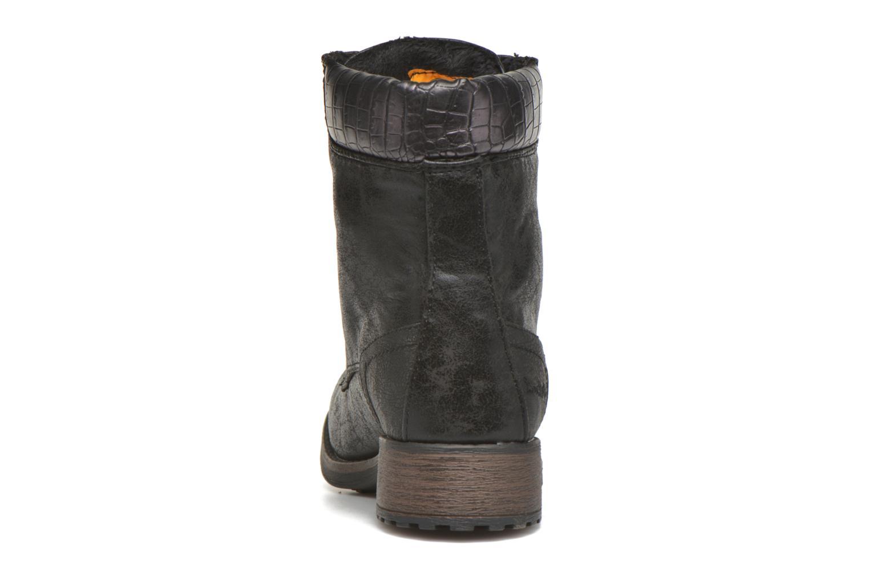 Bottines et boots Dockers Gaella Noir vue droite
