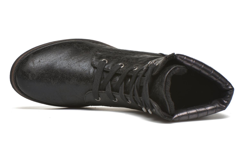 Grandes descuentos últimos zapatos Dockers Gaella (Negro) - Botines  Descuento