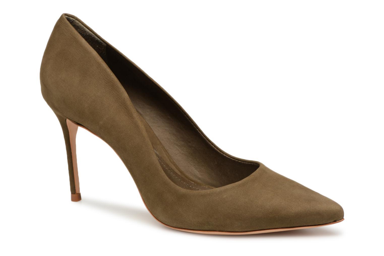 Grandes descuentos últimos zapatos COSMOPARIS Abelina/Nub (Verde) - Zapatos de tacón Descuento