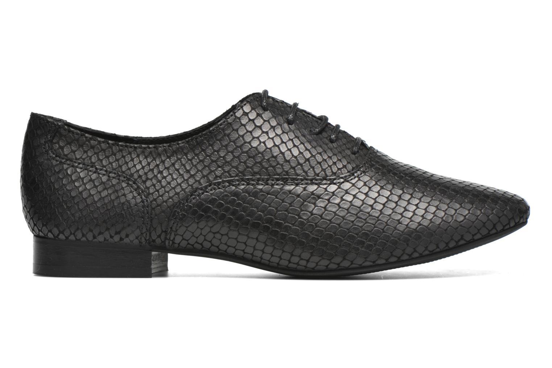 Chaussures à lacets COSMOPARIS Viani/Pyt Noir vue derrière