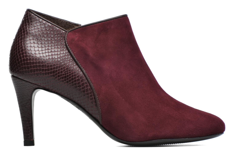 Bottines et boots COSMOPARIS Gaya/Bipyt Bordeaux vue derrière