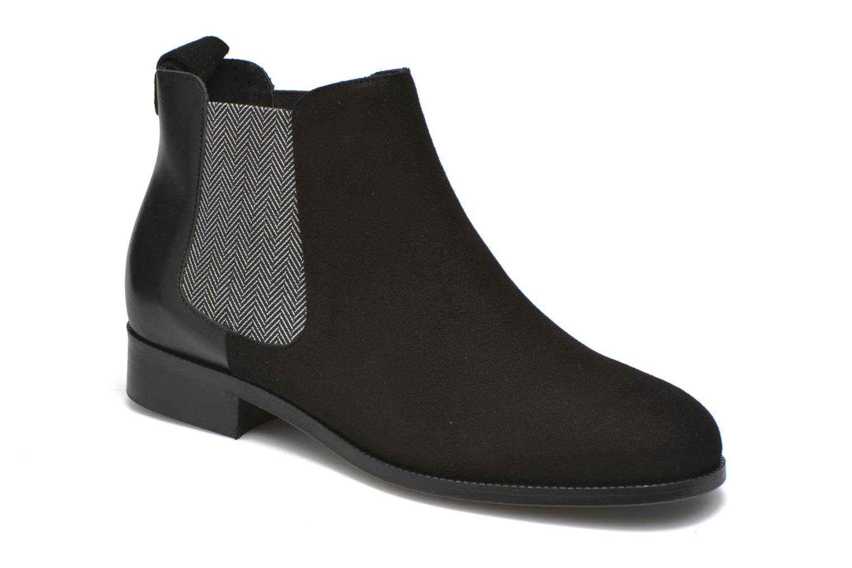 Descuento de la marca COSMOPARIS Vameli/Bi (Negro) - Botines  en Más cómodo