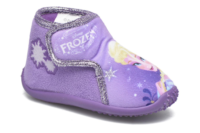 Chaussons Frozen Minora Frozen Violet vue détail/paire