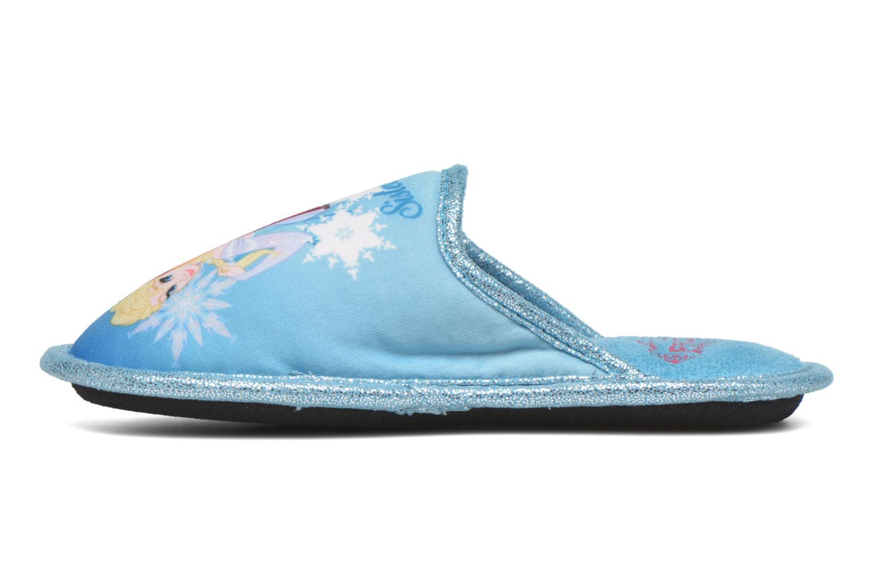 Pantuflas Frozen Safouan Frozen Azul vista de frente