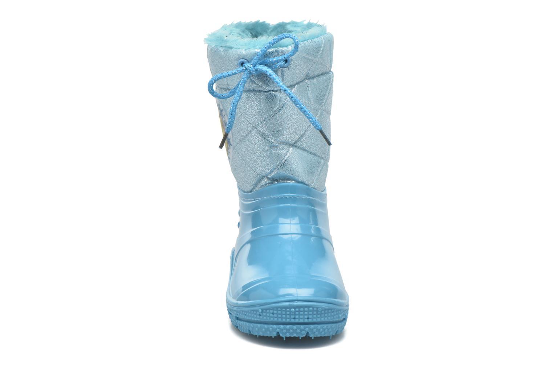 Bottes Frozen Roibos Frozen Bleu vue portées chaussures