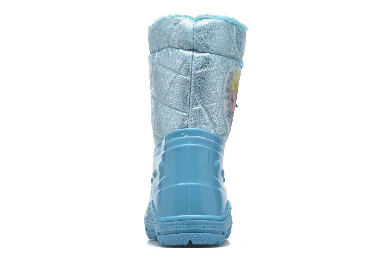 Bottes Frozen Roibos Frozen Bleu vue droite