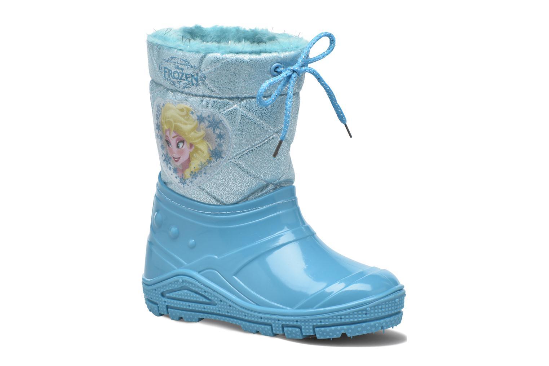 Bottes Frozen Roibos Frozen Bleu vue détail/paire