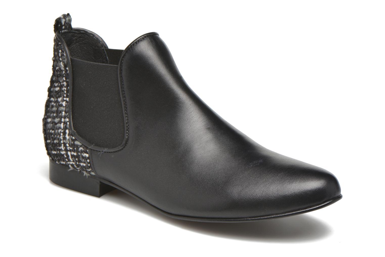 Zapatos promocionales Georgia Rose Asea (Negro) - Botines    Zapatos casuales salvajes