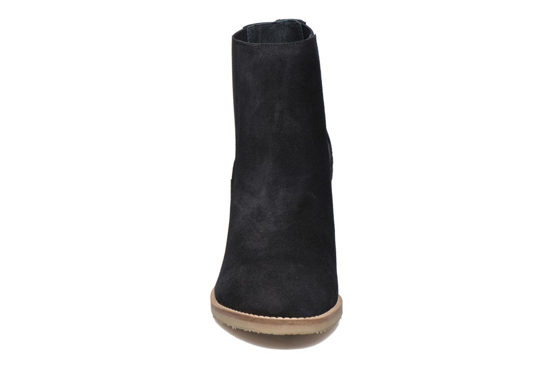 Bottines et boots Georgia Rose Atiag Bleu vue portées chaussures