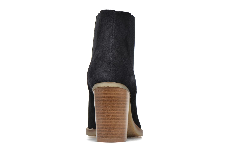 Bottines et boots Georgia Rose Atiag Bleu vue droite