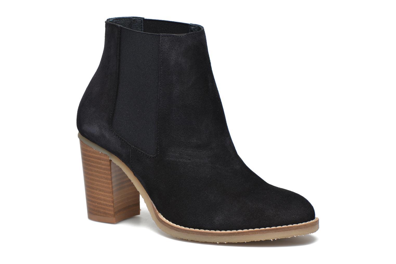 Bottines et boots Georgia Rose Atiag Bleu vue détail/paire