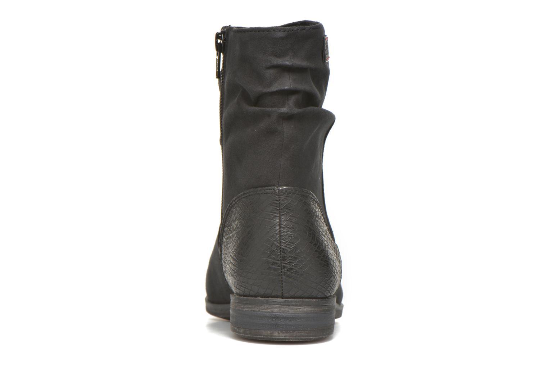 Bottines et boots S.Oliver Abana Noir vue droite