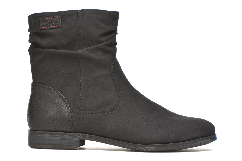 Bottines et boots S.Oliver Abana Noir vue derrière