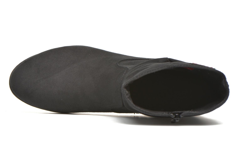 Bottines et boots S.Oliver Abana Noir vue gauche