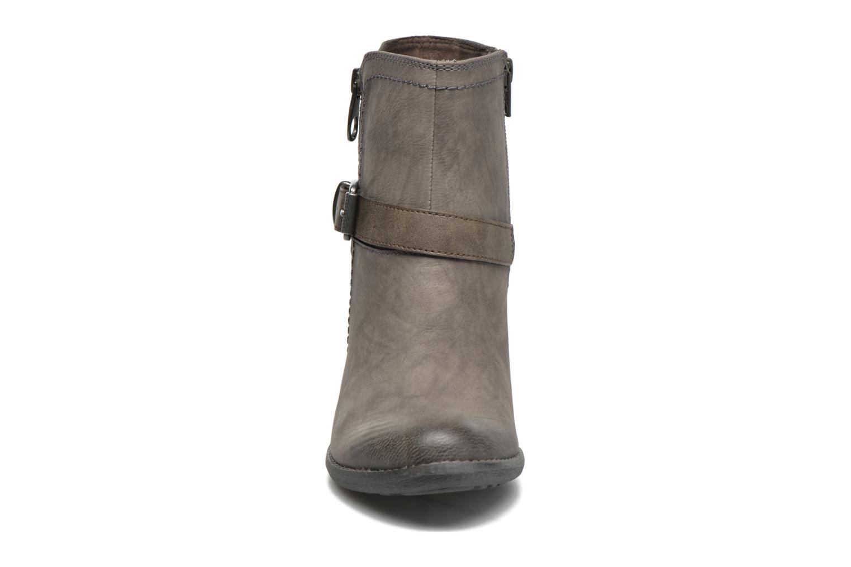 Bottines et boots S.Oliver Jada Gris vue portées chaussures