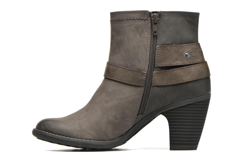 Bottines et boots S.Oliver Jada Gris vue face