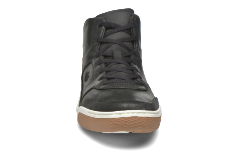 Baskets Lacoste Explorateur Mid 316 2 Noir vue portées chaussures