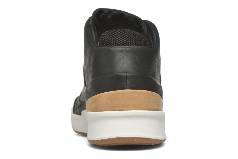 Baskets Lacoste Explorateur Mid 316 2 Noir vue droite