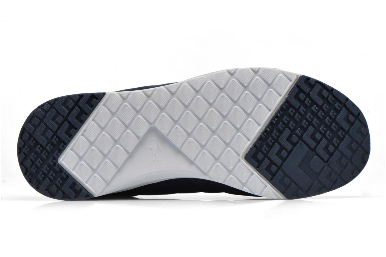 Sneaker Lacoste L.Ight R 316 1 W blau ansicht von oben