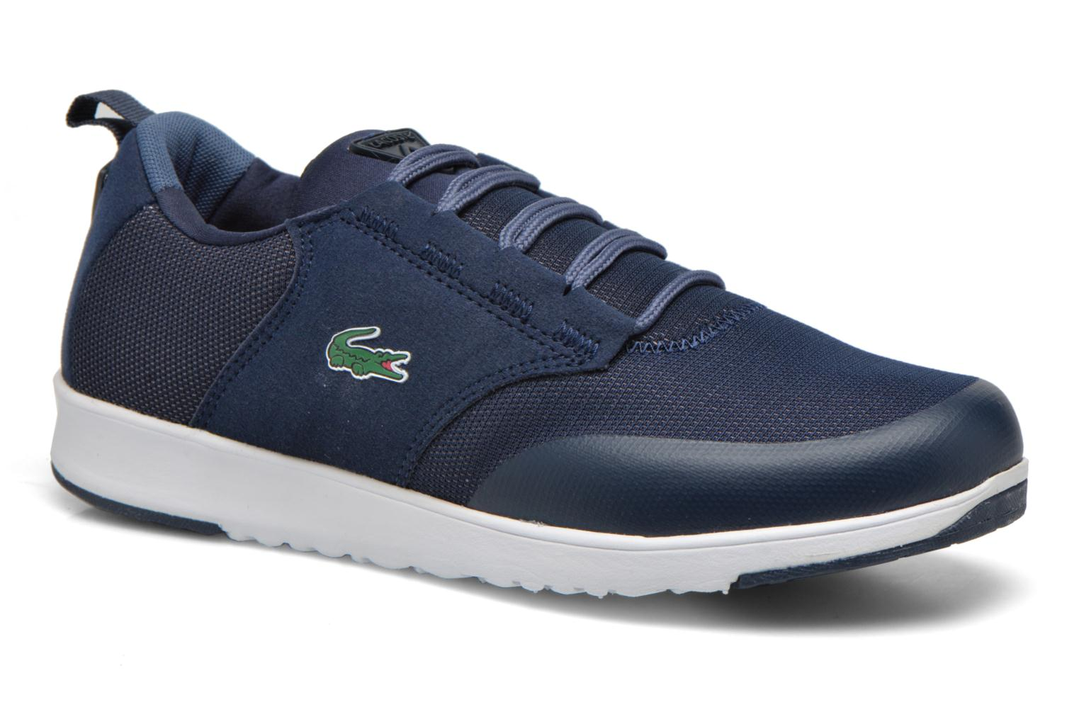 Trainers Lacoste L.Ight R 316 1 W Blue detailed view/ Pair view