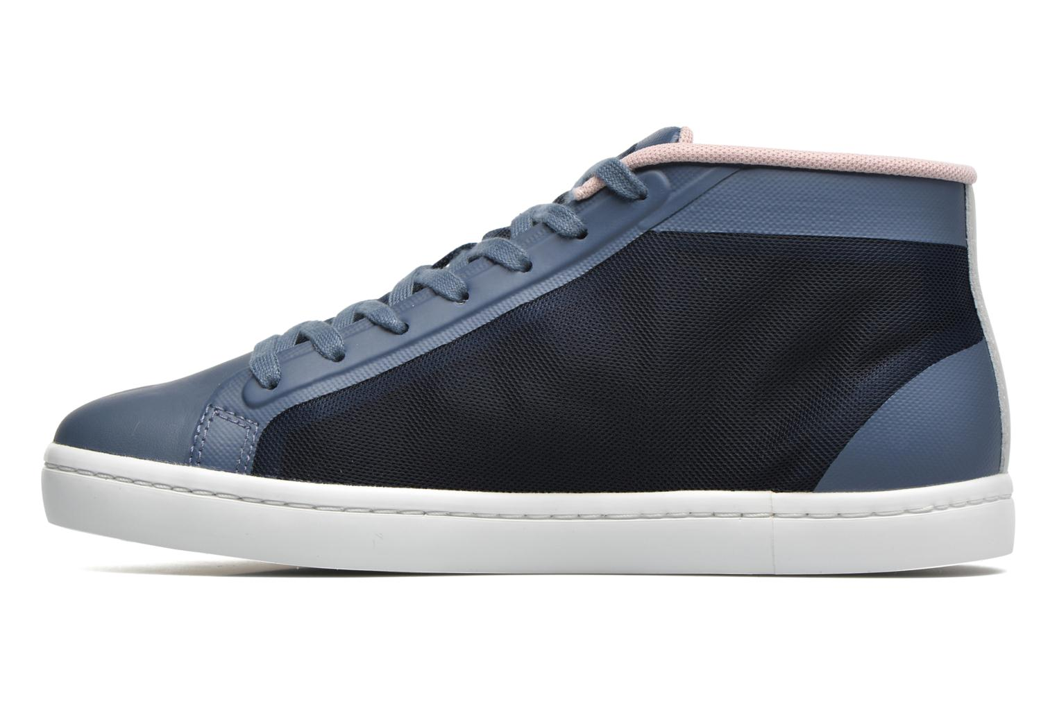 Trainers Lacoste Straightset Chukka 316 2 Blue front view