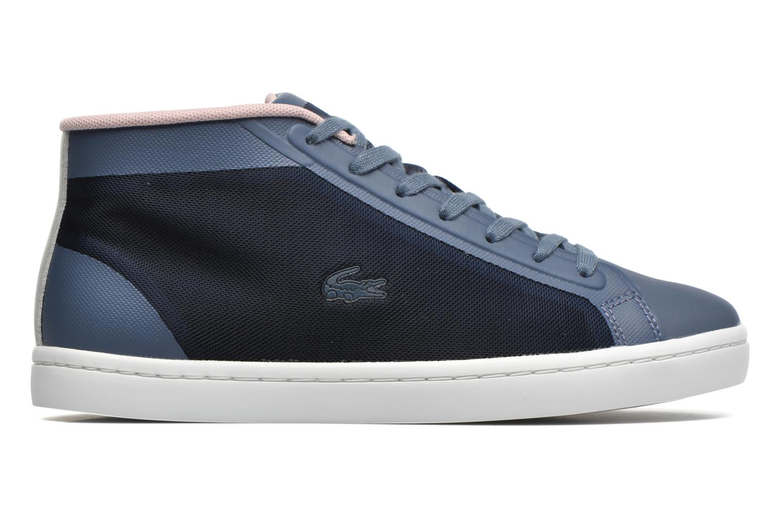 Trainers Lacoste Straightset Chukka 316 2 Blue back view