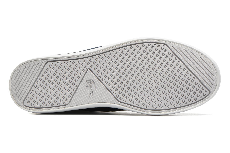 Sneaker Lacoste Straightset Chukka 316 2 blau ansicht von oben