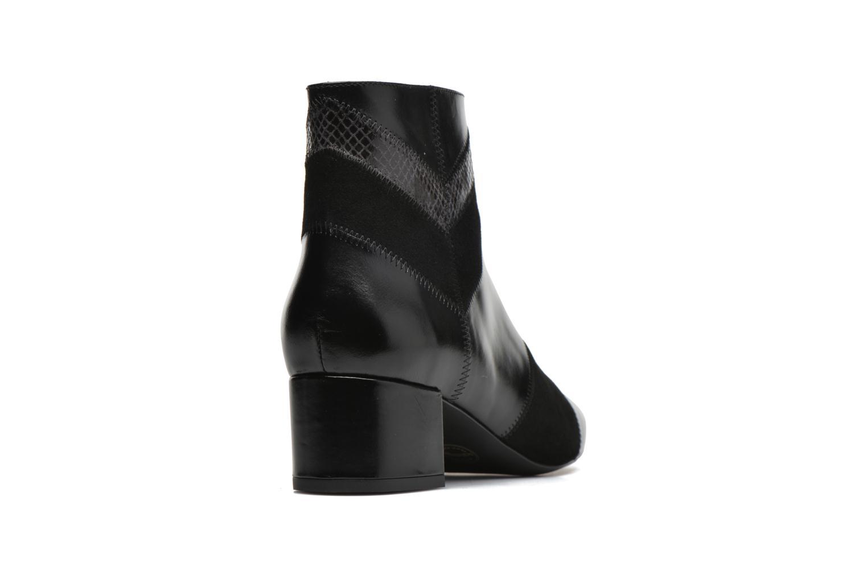 Boots en enkellaarsjes Made by SARENZA See Ya Topanga #1 Zwart voorkant