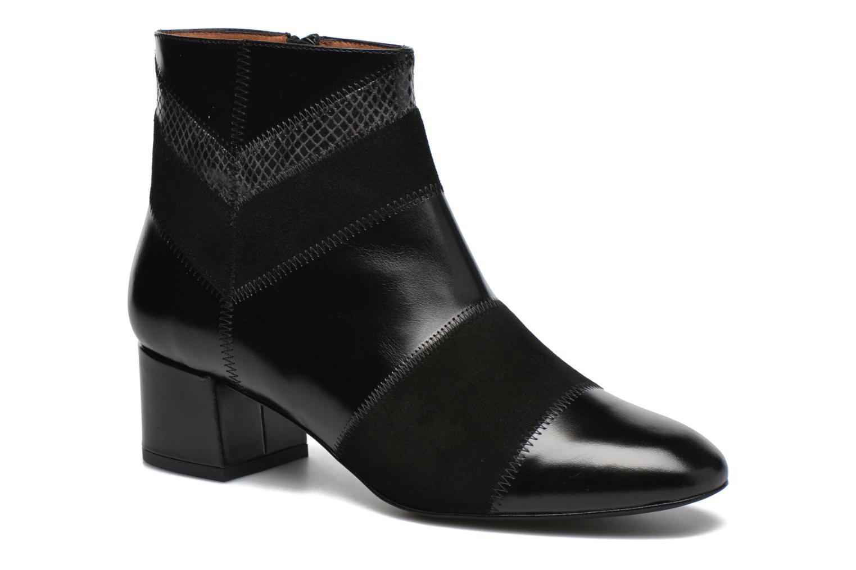 Stiefeletten & Boots Made by SARENZA See Ya Topanga #1 schwarz ansicht von rechts