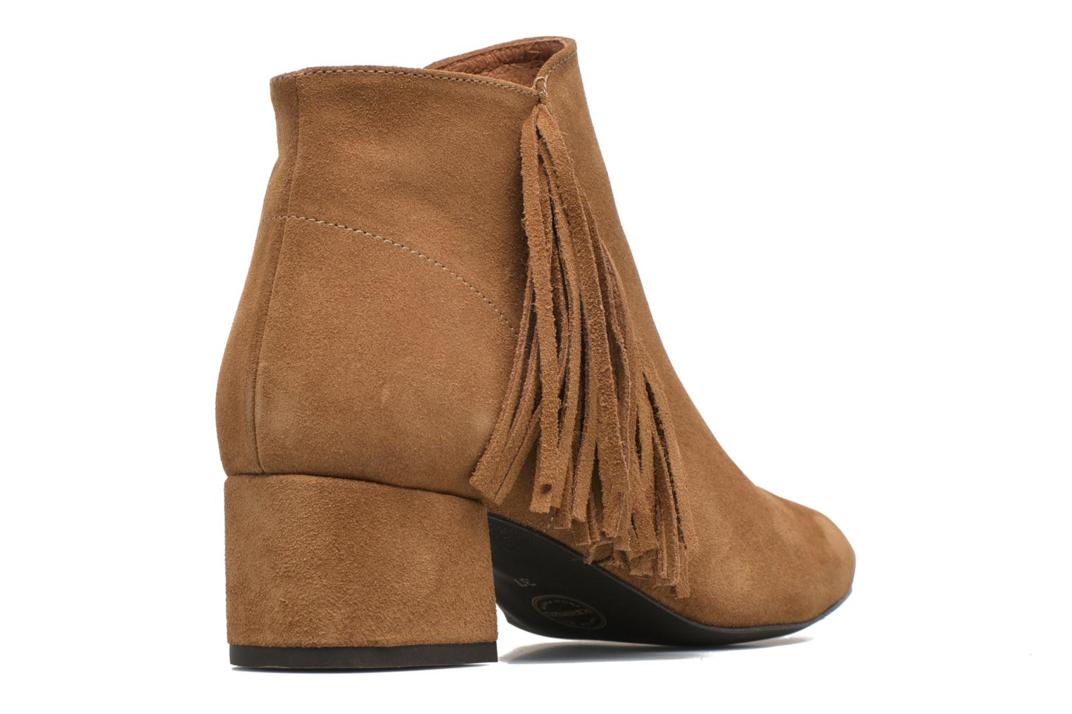 Bottines et boots Made by SARENZA See Ya Topanga #9 Marron vue face
