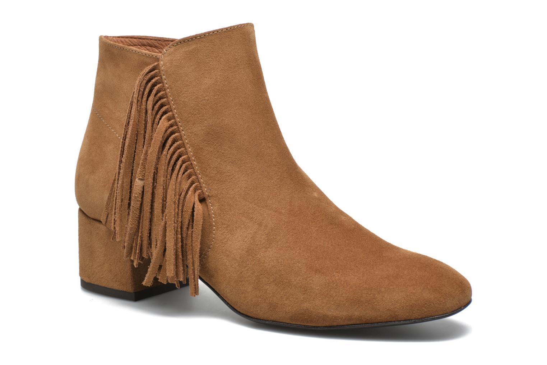 Bottines et boots Made by SARENZA See Ya Topanga #9 Marron vue droite
