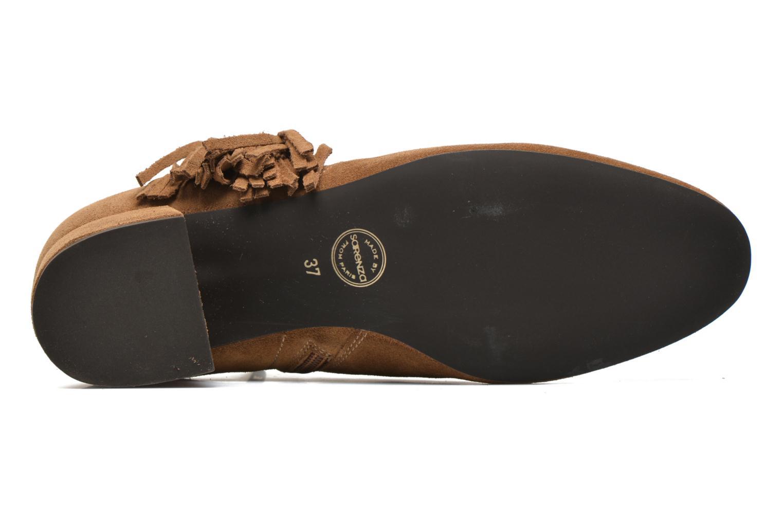 Bottines et boots Made by SARENZA See Ya Topanga #9 Marron vue haut