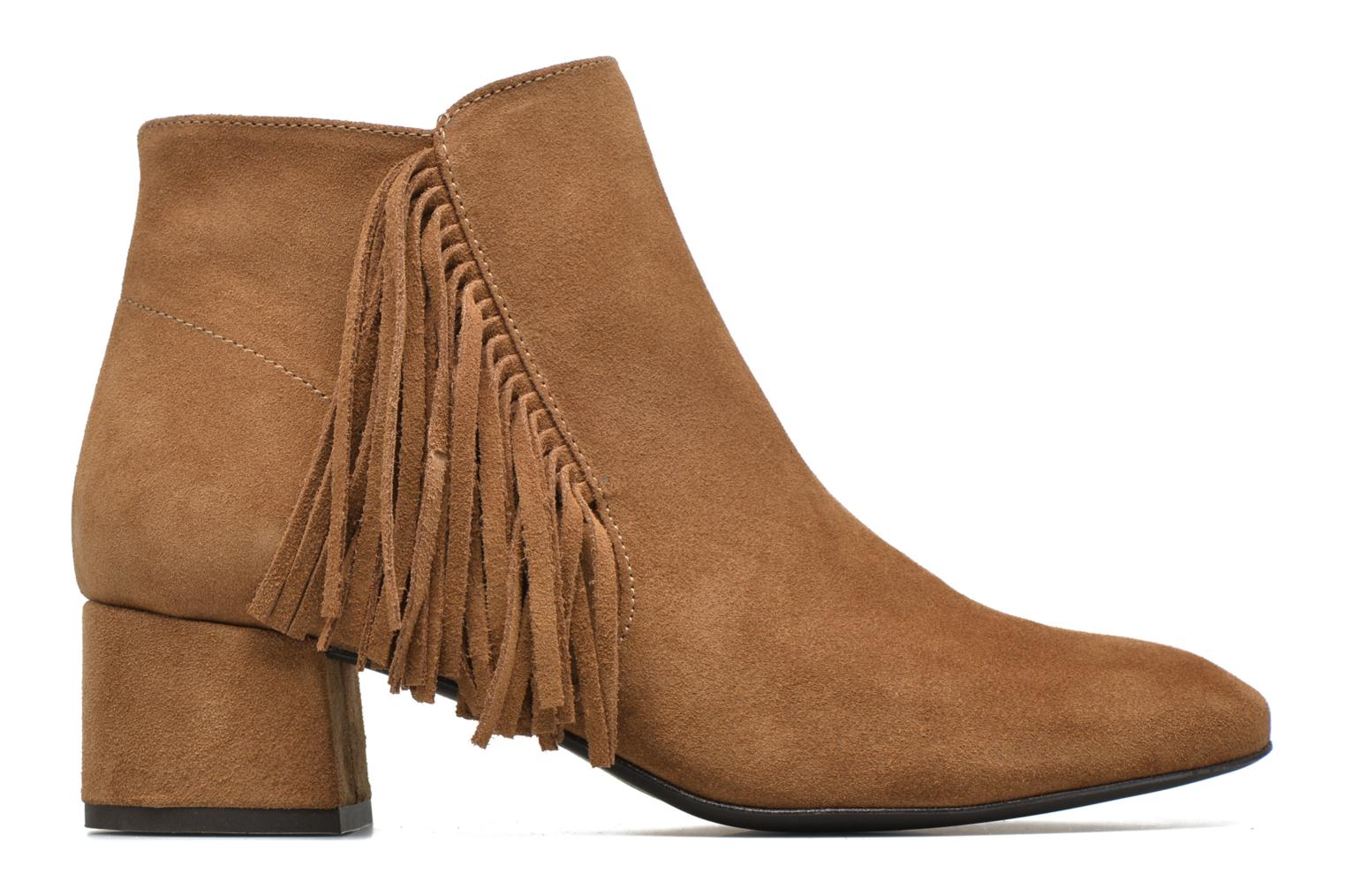 Bottines et boots Made by SARENZA See Ya Topanga #9 Marron vue détail/paire