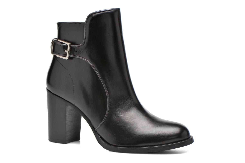 Bottines et boots Made by SARENZA See Ya Topanga #4 Noir vue droite