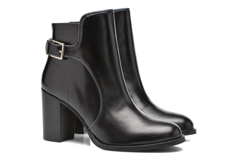 Bottines et boots Made by SARENZA See Ya Topanga #4 Noir vue derrière