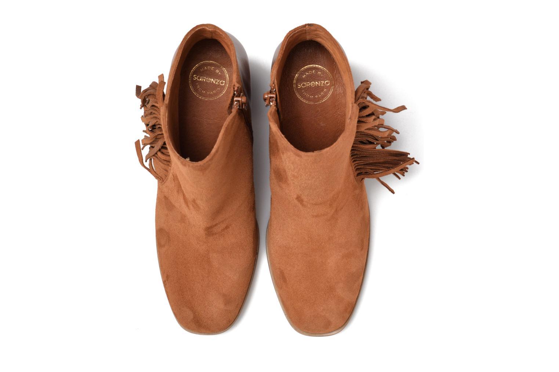 Stiefeletten & Boots Made by SARENZA See Ya Topanga #8 braun schuhe getragen