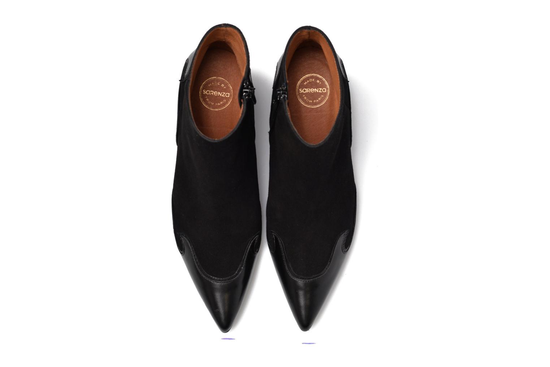 Bottines et boots Made by SARENZA Glamatomic #4 Noir vue portées chaussures