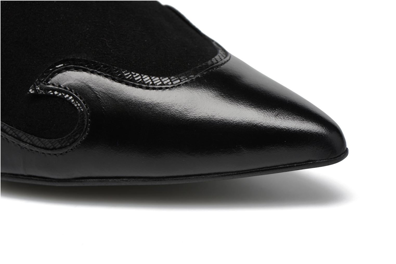 Botines  Made by SARENZA Glamatomic #4 Negro vista lateral izquierda