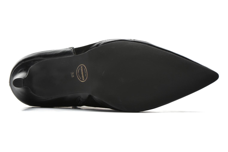 Stiefeletten & Boots Made by SARENZA Glamatomic #4 schwarz ansicht von oben