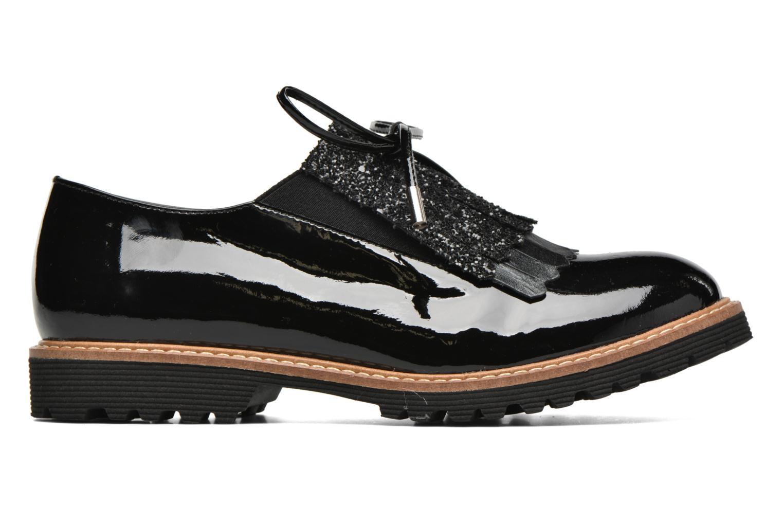 Carioca Crew Chaussures à Lacets #3 Verniz noir + glimull noir