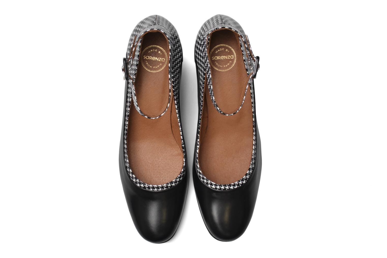 High heels Made by SARENZA Notting Heels #9 Black model view