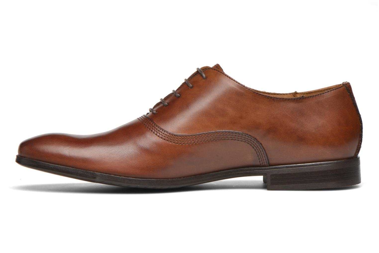 Zapatos con cordones Marvin&Co Newry Marrón vista de frente