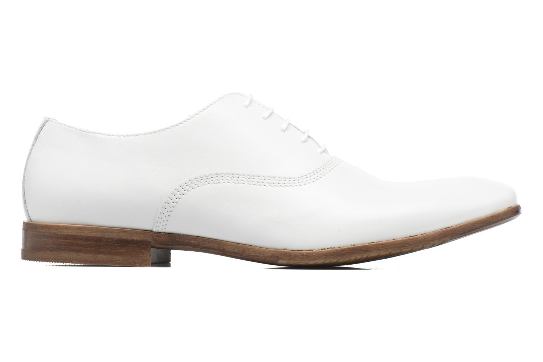 Scarpe con lacci Marvin&Co Newry Bianco immagine posteriore
