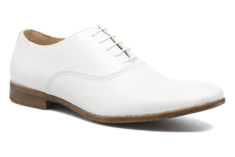 Marvin&Co Newry (Blanc) - Chaussures à lacets chez Sarenza (290646)