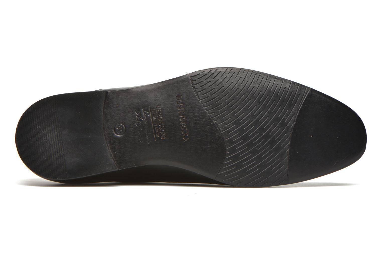 Schnürschuhe Marvin&Co Newmilton schwarz ansicht von oben