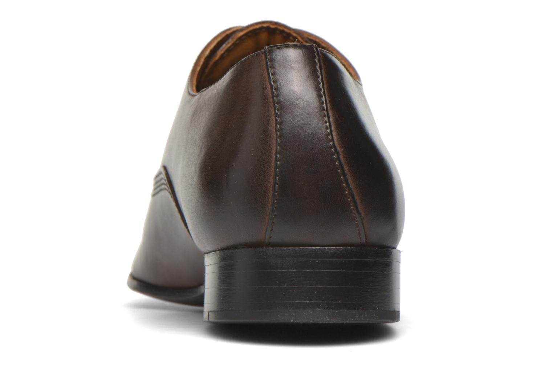 Chaussures à lacets Marvin&Co Norwich Marron vue droite