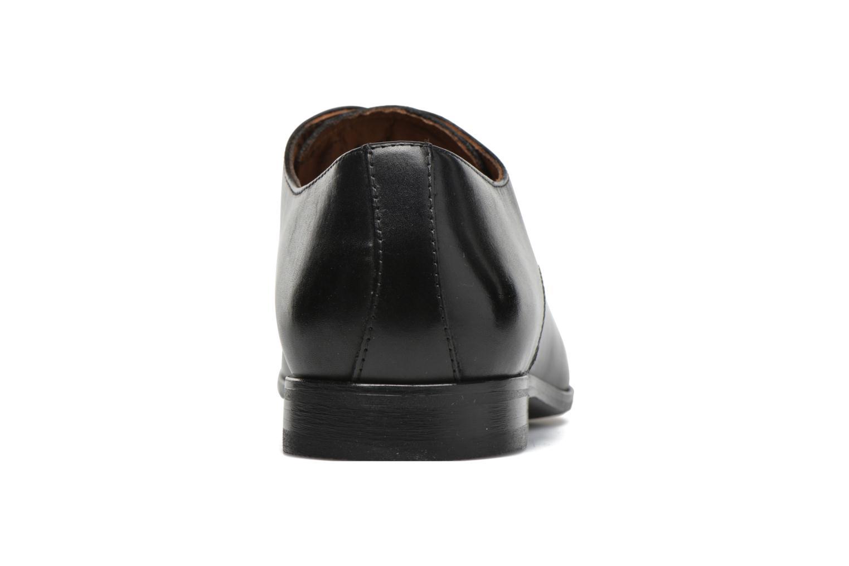 Chaussures à lacets Marvin&Co Newhaven Noir vue droite