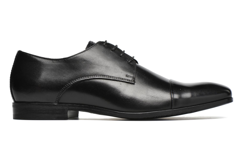 Chaussures à lacets Marvin&Co Newhaven Noir vue derrière