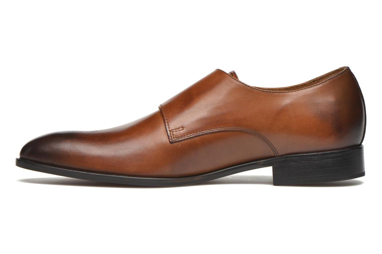 Loafers Marvin&Co Newmills Brun bild från framsidan