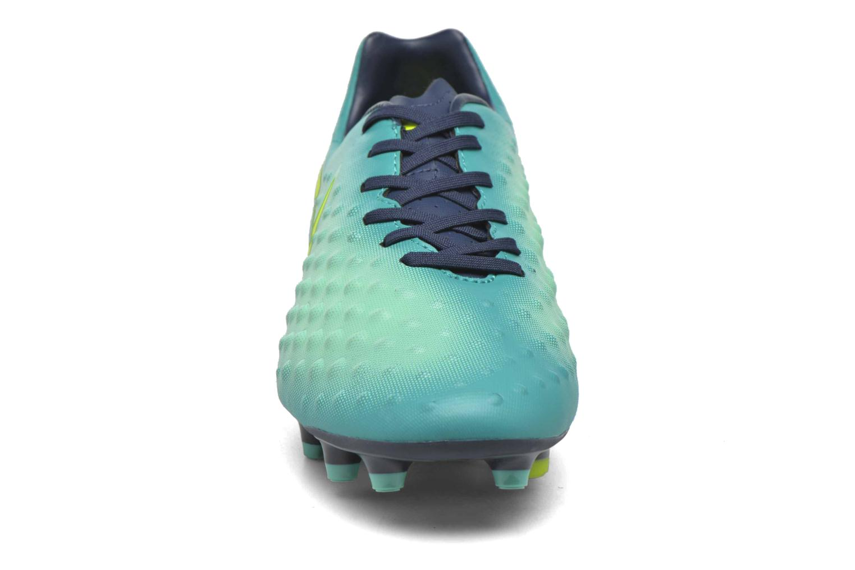 Chaussures de sport Nike Magista Onda II Fg Vert vue portées chaussures